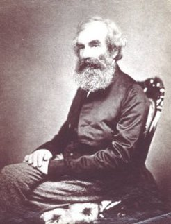 James Backhouse (1794-1869), by unknown photographer