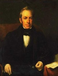 Robert Brown (1773-1858), by Henry William Pickersgill, 1864