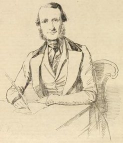 Thomas Callaghan (1815-1863), by William Nicholas