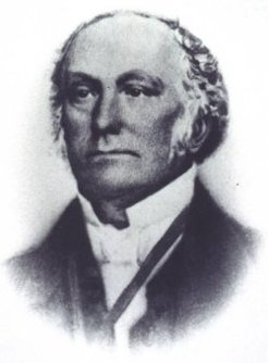 Peter Degraves (1778-1852), by unknown artist
