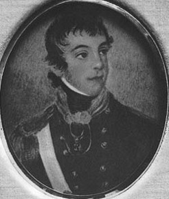 James Thomas Morisset (1780-1852), by unknown artist