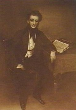 John Stephens (1806-1850), by unknown photographer