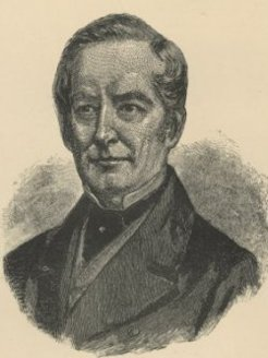 Charles Sturt (1795-1869), by unknown engraver