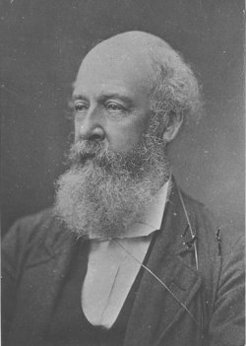 Charles Badham (1813-1884), by unknown photographer, 1870s