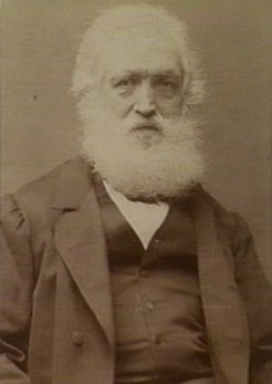 Abram-Louis Buvelot (1814-1888), by Foster & Martin, 1879-87