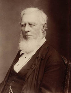 James Byrnes (1806-1886), by unknown photographer