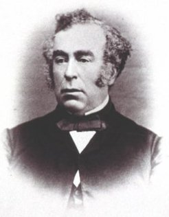 John Davies (1813-1872), by J. W. Beattie