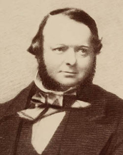 Stuart Alexander Donaldson (1812-1867), by unknown photographer