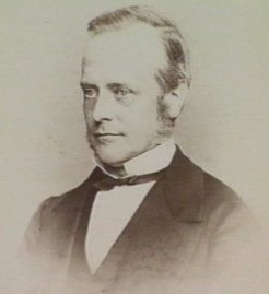George Higinbotham, c.1875, by Johnstone, O'Shannessy & Co.