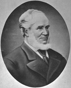 John McLerie (1809-1874), by unknown photographer