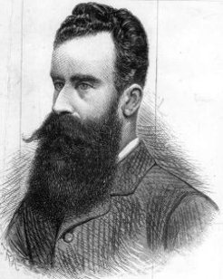 Henry Byron Moore (1839-1925), by unknown engraver