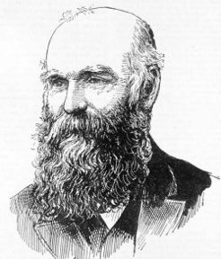 James Munro (1832-1908), by unknown engraver
