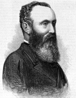 Francis Ormond (1829-1889), by unknown engraver