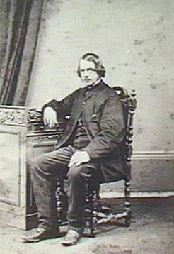 John Michael Skipper (1815-1883), by unknown photographer