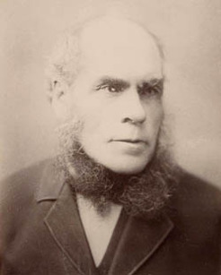 Alexander Stuart (1824-1886), by unknown photographer