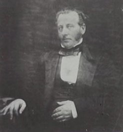 James Robert Wilshire (1809-1860), by unknown photographer, 1856
