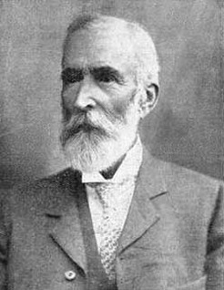 Augustine Stow, c1890