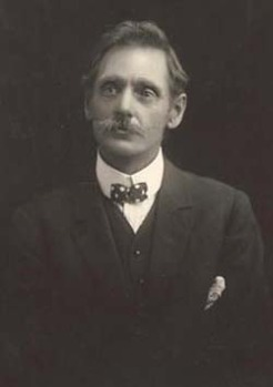 Arthur Albert Dawson Bayldon (1865-1958), by unknown photographer