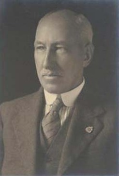 Charles Henry Brand (1873-1961), by Spencer Shier