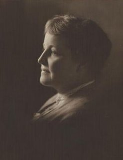 Mary Lucy Fisher (1872-1929), by Sarony Studios