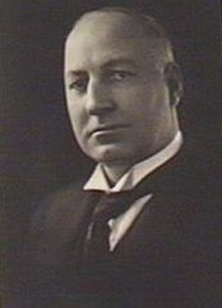 Lionel Laughton Hill (1881-1963), by Falk