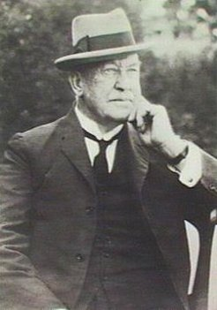 Alfred Corker Minchin (1857-1934), by unknown photographer, c1920