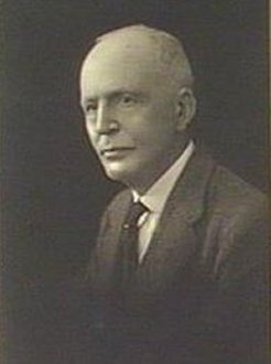 William Mitchell (1861-1962), by Hammer & Co, c1939