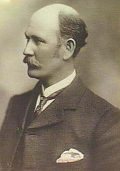 Thomas Hyland Smeaton (1857-1927), by unknown photographer, c1905