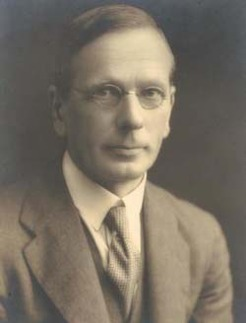 Robert Strachan Wallace (1882-1961), by Falk Studios, c1933