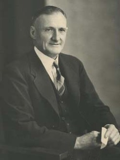 Benjamin Courtice (1885-1972), by C. J. Ross