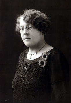 Olive Wilcox, n.d.