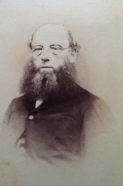 Abraham Cohen, by Henry Goodes, 1860s