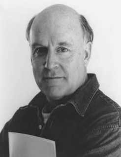 John Clarke, by Virginia Wallace-Crabbe, 1997