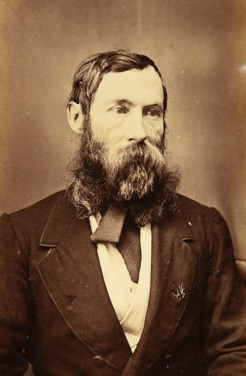 Arthur Remmington, gaol photo, 1878