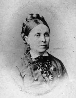Janet O'Connor, c.1880