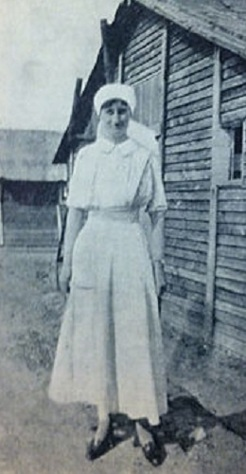 Millicent Armstrong, c.1918